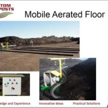 Mobile Aerated Composting Systems