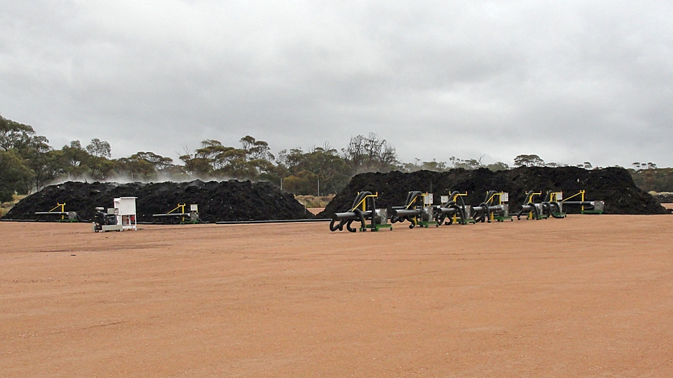 compost guideline environmental protection authority